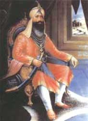 Maharaj Jassa Singh Ramgarhia Ji
